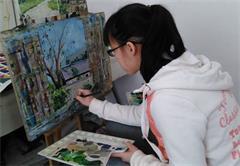 零基础美术高考生 如何在1个月内迅速提升色彩静物水平?