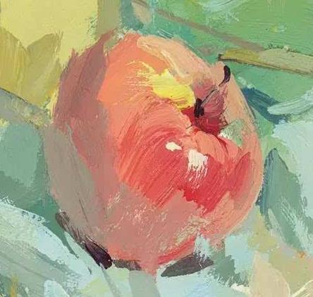 成都美术培训丨美术初学者必须掌握的苹果画法!